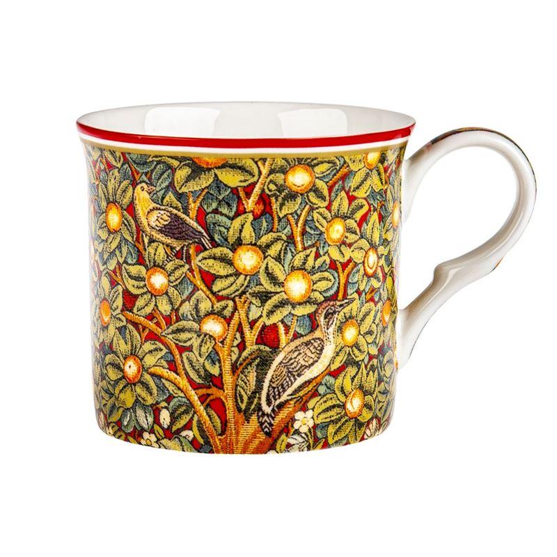 Heritage – Fine Bone China Palace Mug 300ml Woodpecker Tapestry