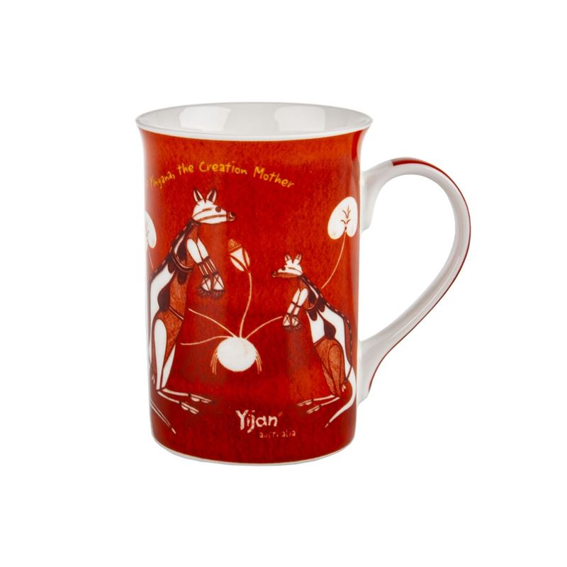 Cinnamon – Lily Lagoon Ceramic Mug