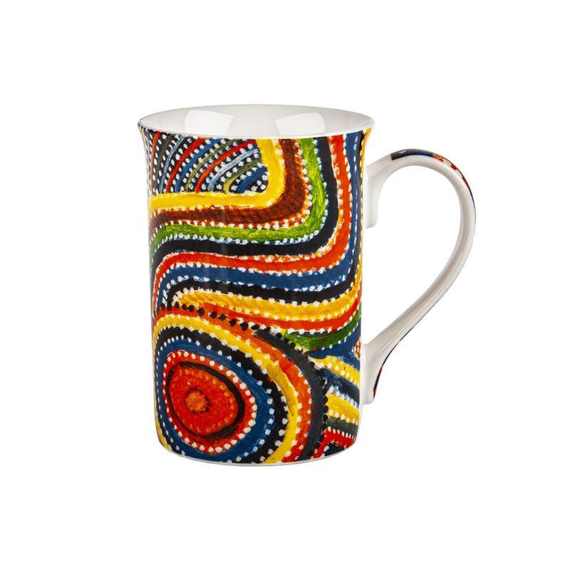 Cinnamon – Two Boys Country Ceramic Mug