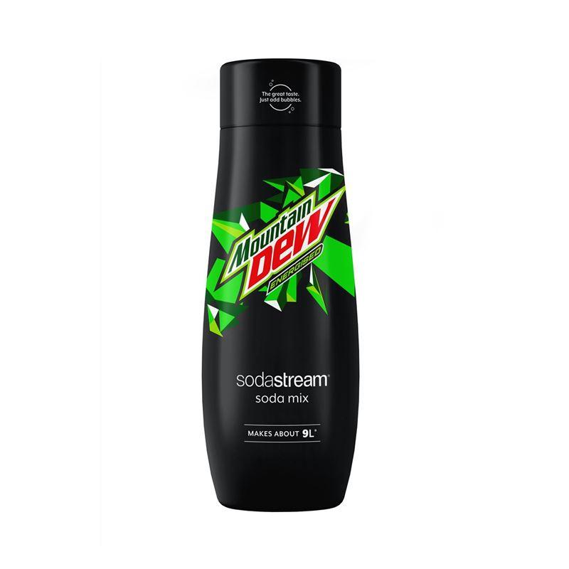 Sodastream – Mountain Dew Soda Mix 440ml