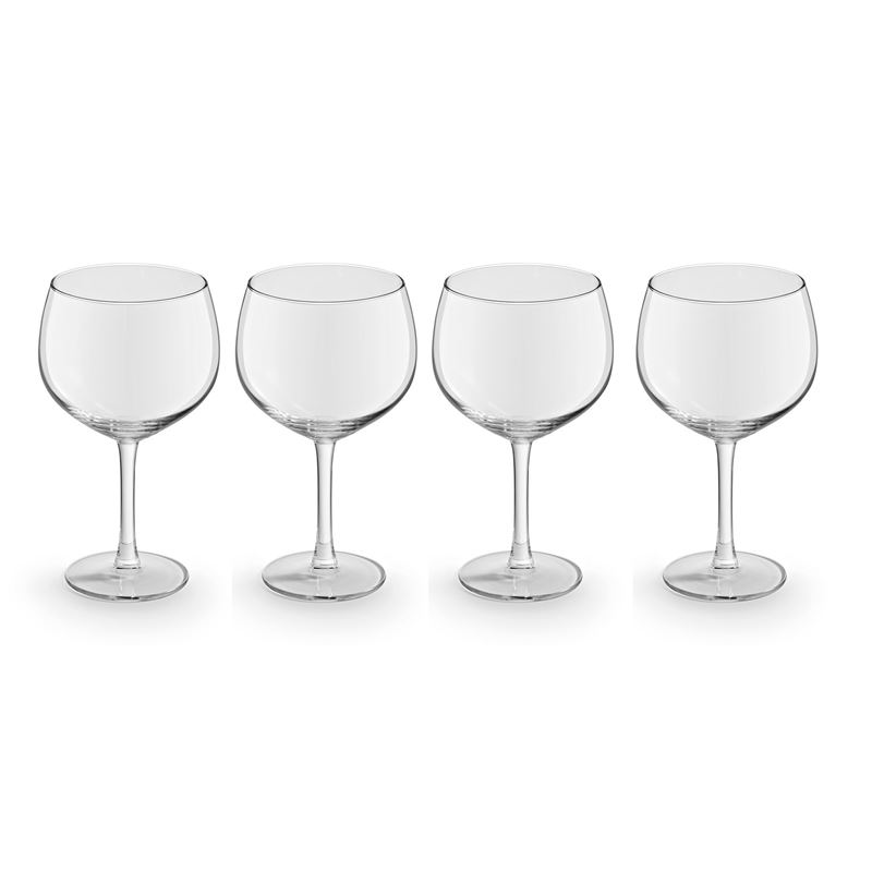 Royal Leerdam – Gin Tonic 650ml Glasses Set of 4 (Made in The Netherlands)