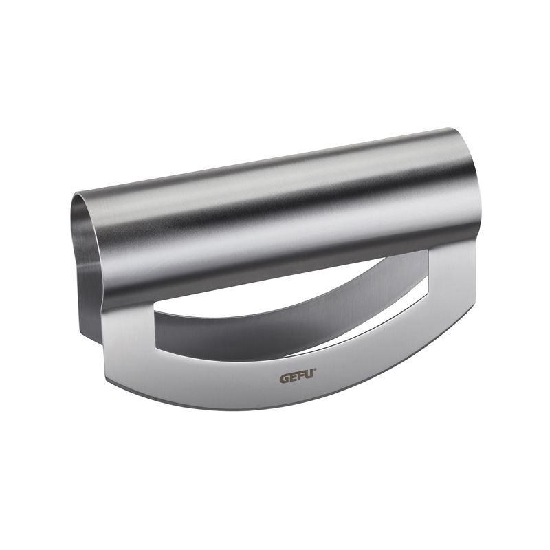 Gefu – Viavo Stainless Steel Mezzaluna 15×9.5×4.9cm