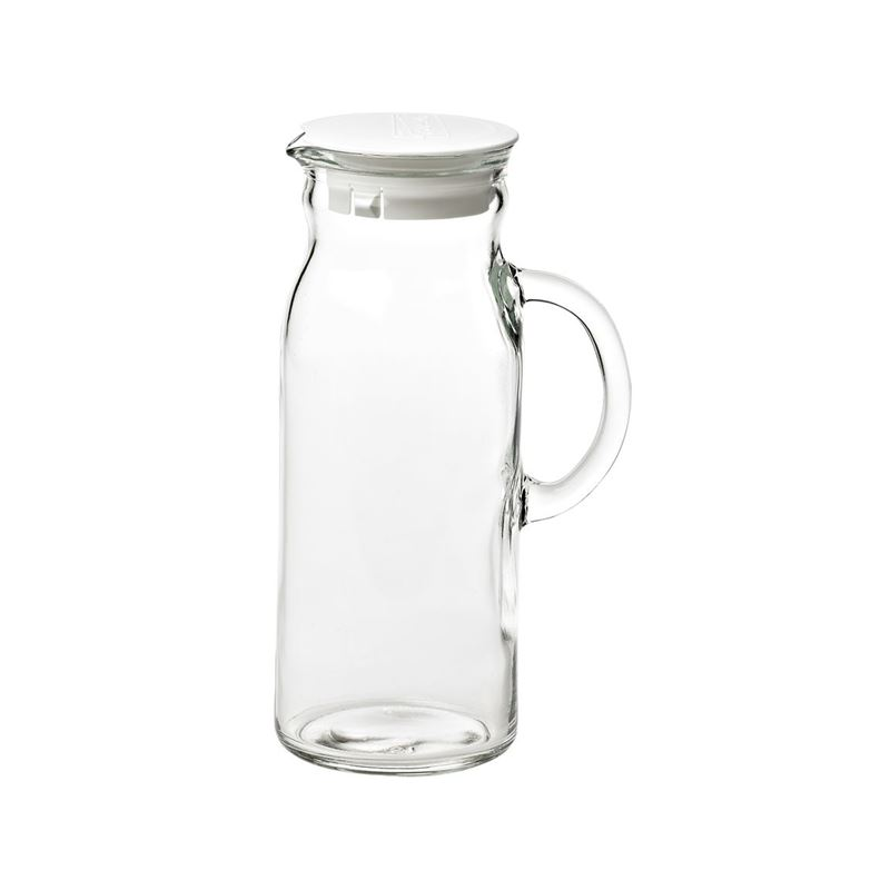 Glasslock – Glass Water Jug with Lid 1.2Ltr