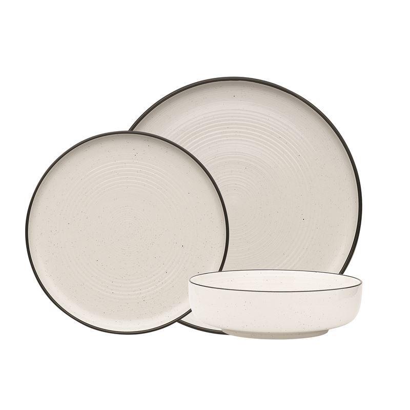 Ecology – Provence Durable Porcelain 12pc Dinner Set