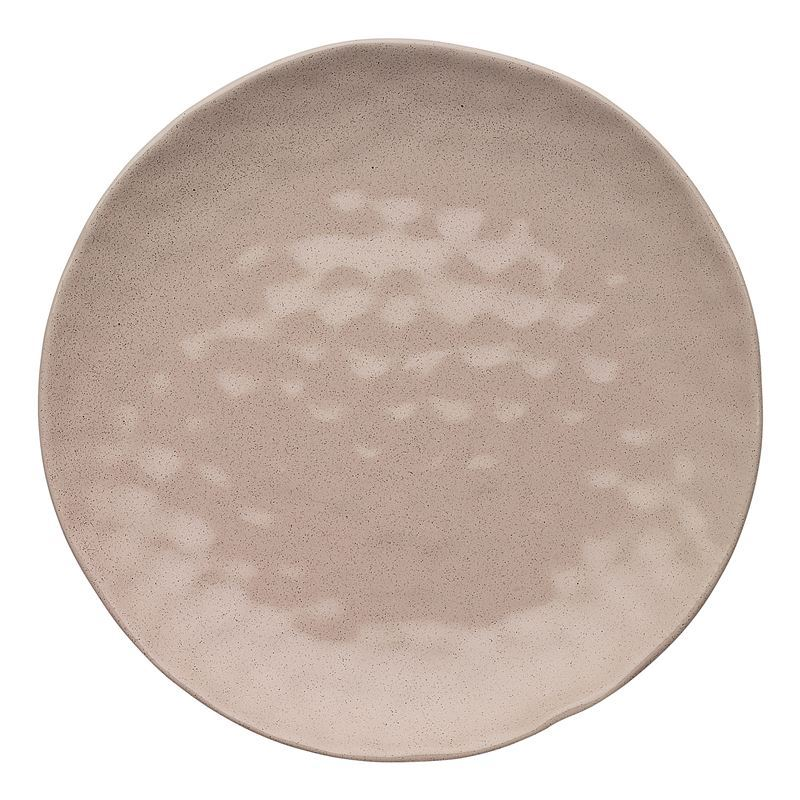 Ecology – Speckle Cheesecake Dinner Plate 27cm – Premium Stoneware