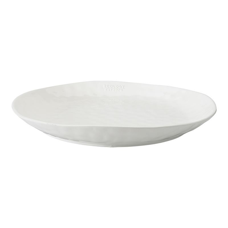 Ecology – Organic Durable Porcelain Round Platter 32cm