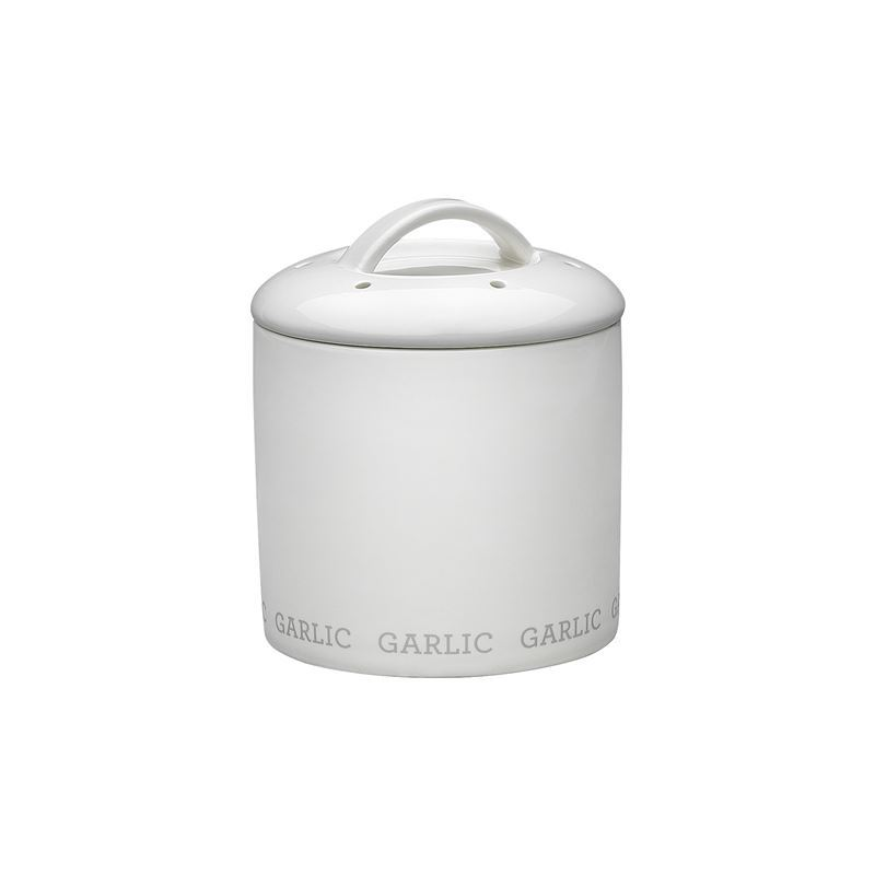 Ecology – Adobe Durable Porcelain Garlic Canister