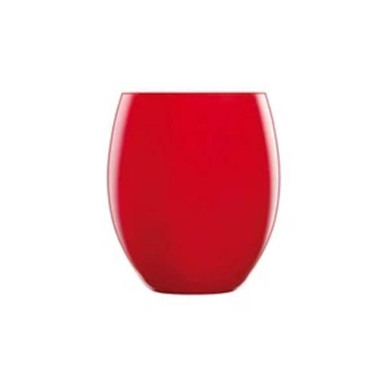 Luigi Bormioli – Pictura Plus Water Glass 500ml Red