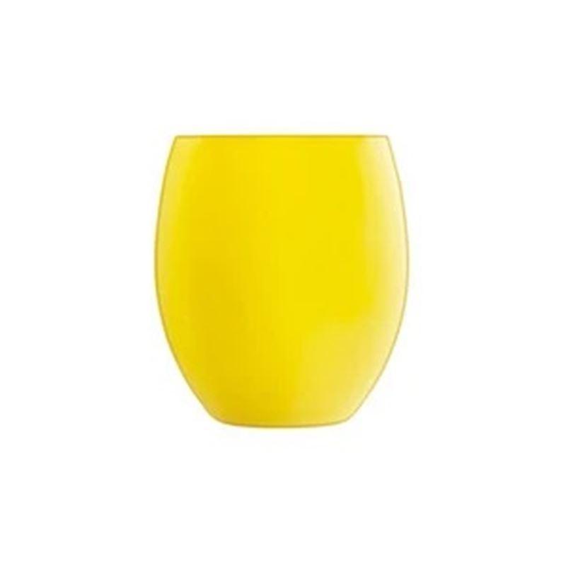 Luigi Bormioli – Pictura Plus Water Glass 500ml Yellow