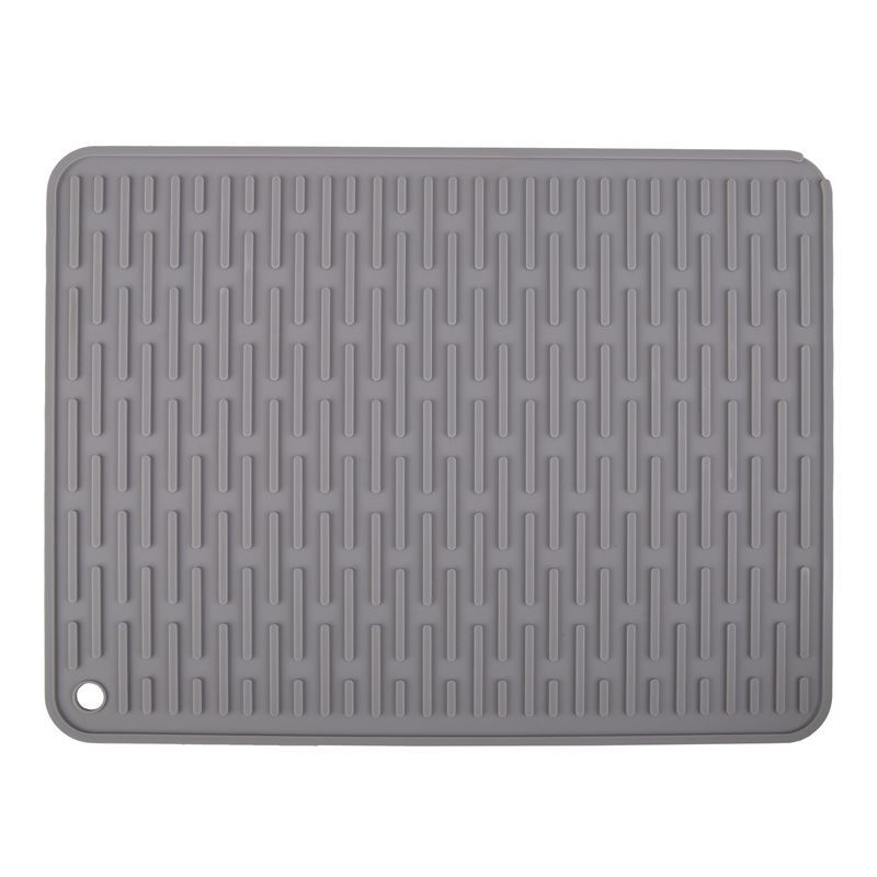 D-Line – Silicone Drying Mat 40x30cm Grey