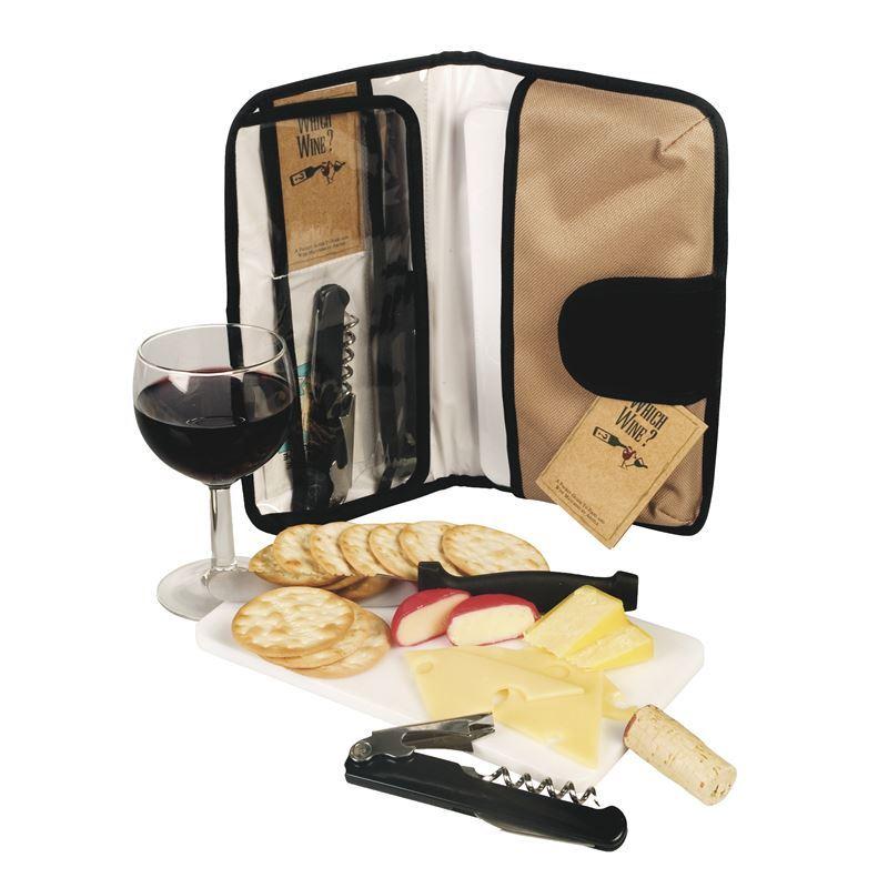 Argyle – Wine & Cheese Picnic Set