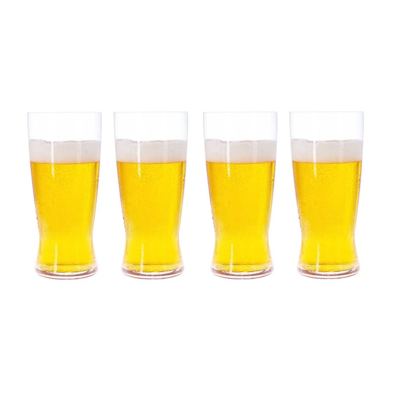 Spiegelau – Beer Classics – Lager Barrel 630ml Set of 4 (Made in Germany)