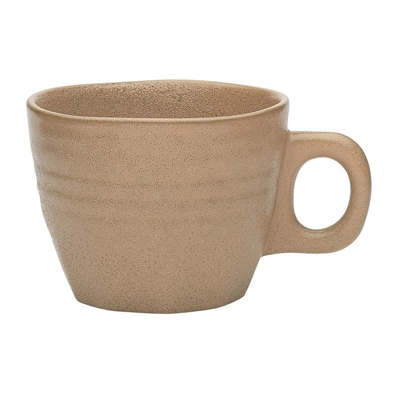 Ecology – Facet 460ml Mug Sepia