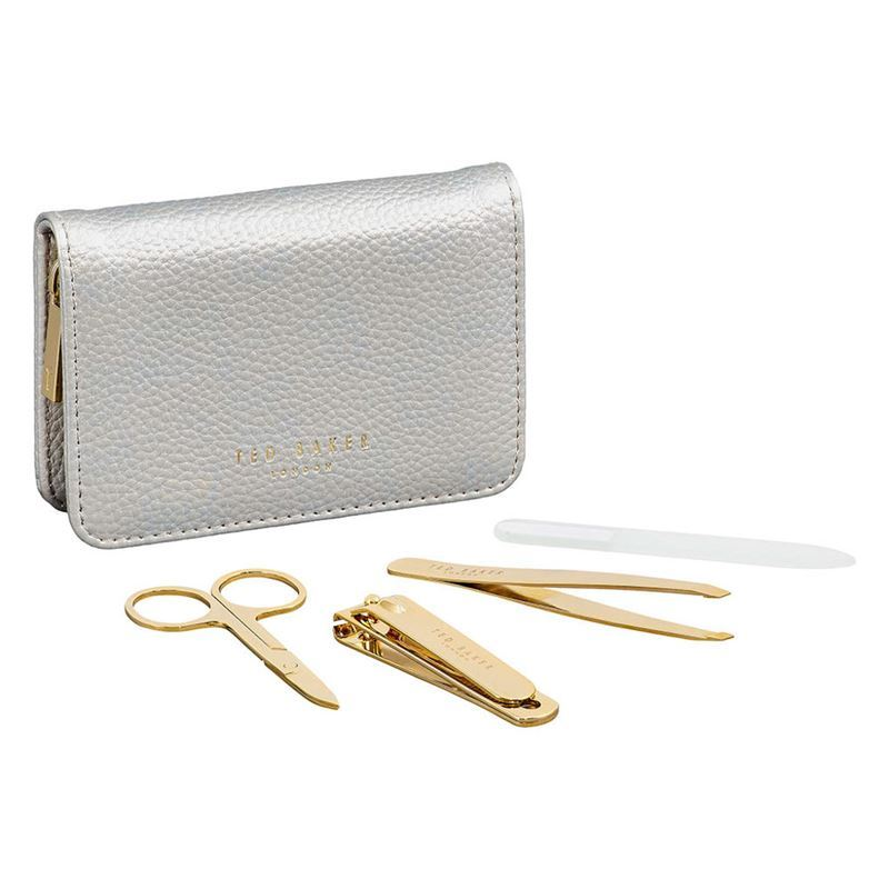 Ted Baker – Manicure Kit Silver