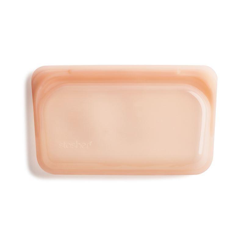 Stasher – Snack Bag 293ml Papaya