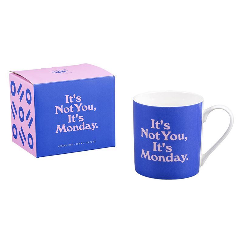 Yes Studio – Ceramic 380ml Mug It's Not You