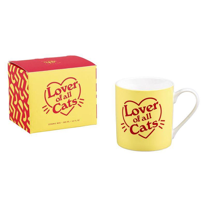 Yes Studio – Ceramic 380ml Mug Cats