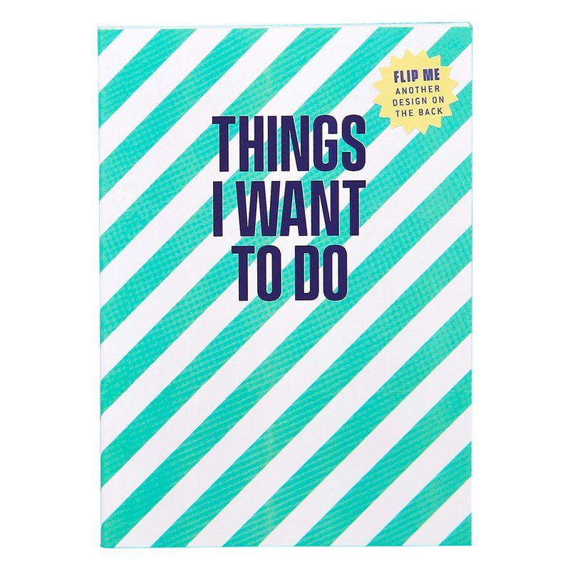 Yes Studio – A6 Mini Notebook Things I Want