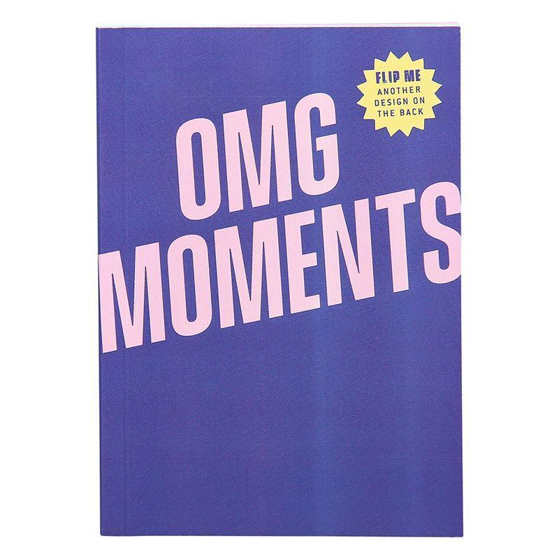 Yes Studio – A6 Mini Notebook OMG Moments
