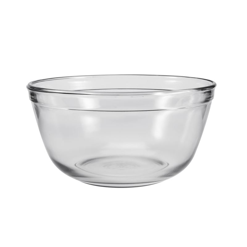 Anchor Hocking – Glass Original Mixing Bowl 21.5x11cm 2.5Ltr (Made in the U.S.A)