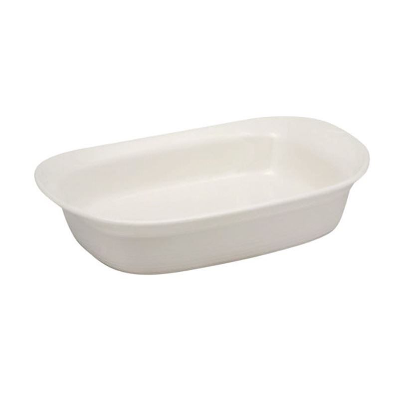 CorningWare Etch White Linen – 798ml Side Dish