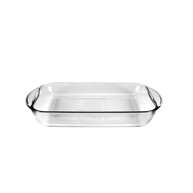 Anchor Hocking – Fire King Glass Rectangular Baker 34x28cm 4Ltr (Made in the U.S.A)
