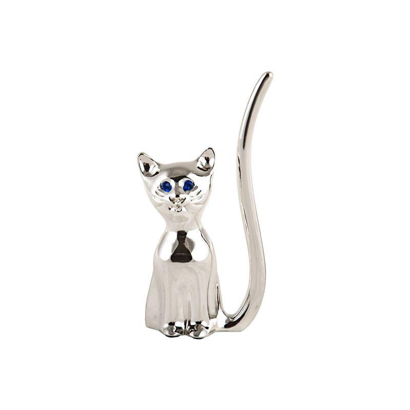 Whitehill – Cat Ring Holder Large