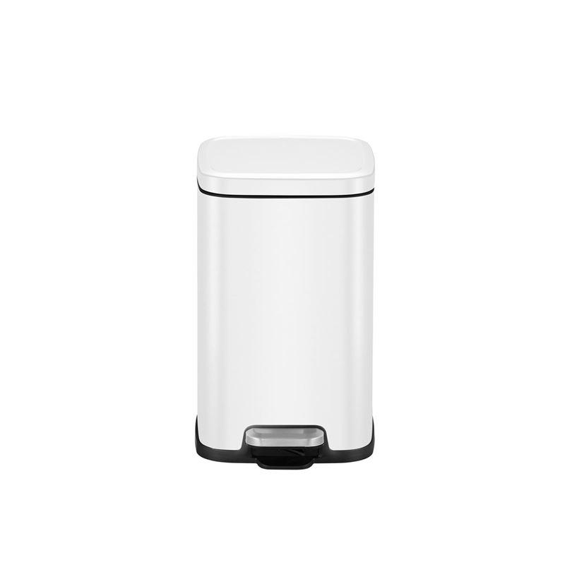 Eko – Stella Pedal Bin 12Ltr White