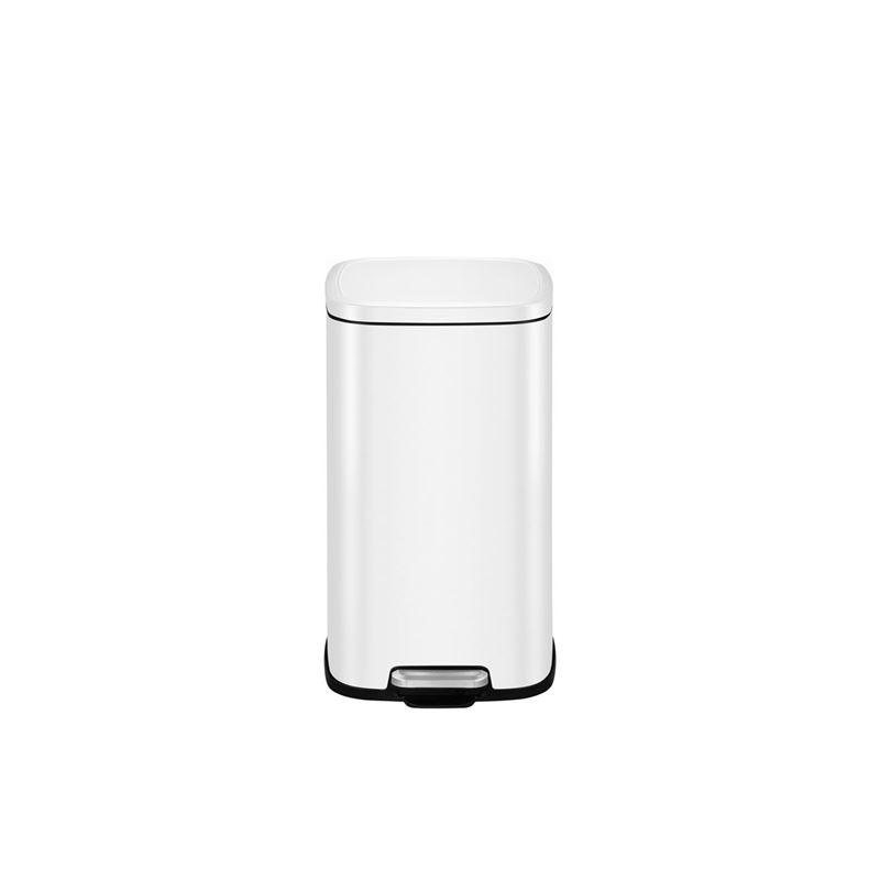 Eko – Stella Pedal Bin 20Ltr White