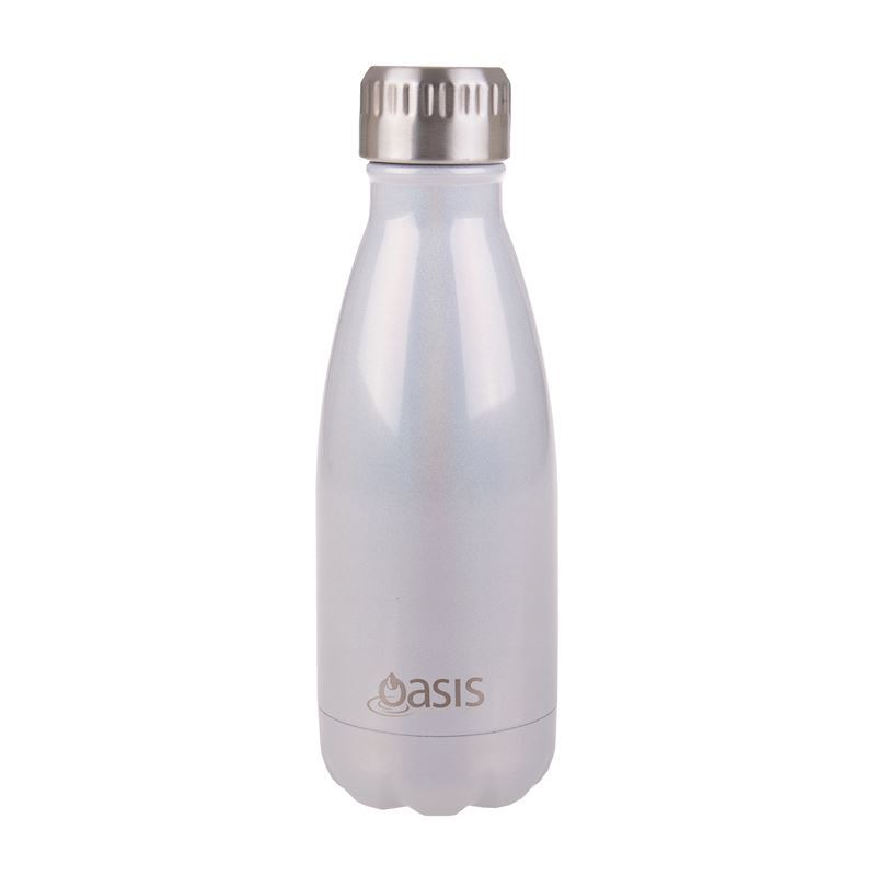 Oasis – Insulated Drink Bottle 350ml Lustre Pearl