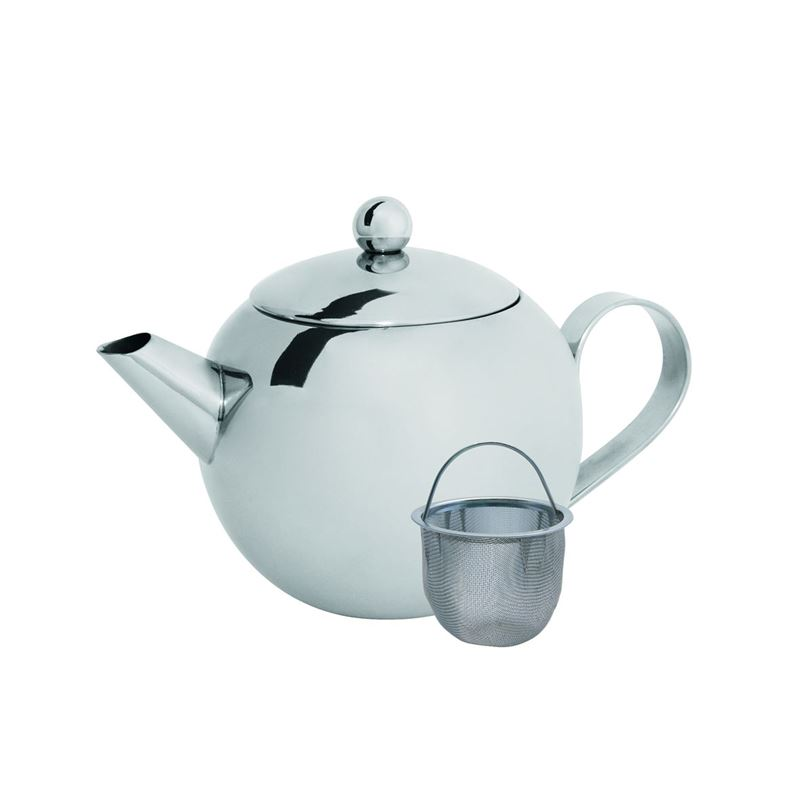 Cuisena – Stainless Steel Tea Pot with Filter 850ml