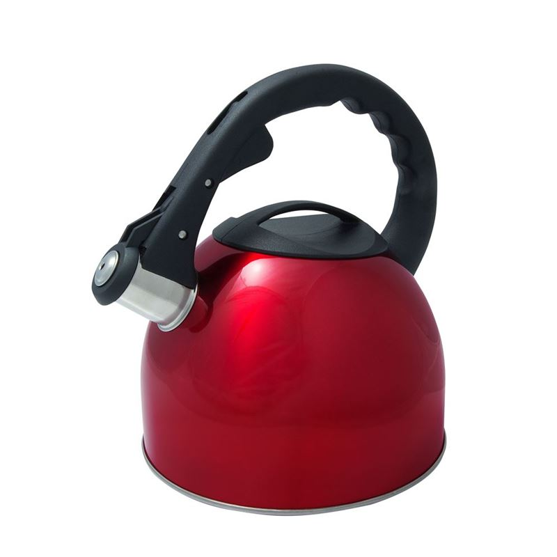 Cuisena – Whistling Kettle Red 2.5Ltr