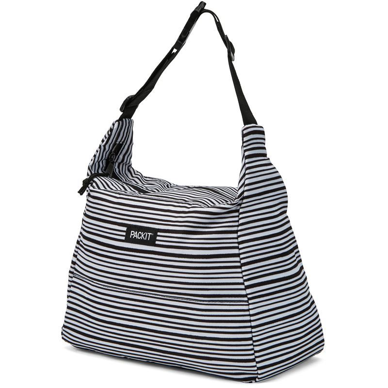 Packit – Freezable Hobo Bag Wobbly Stripe