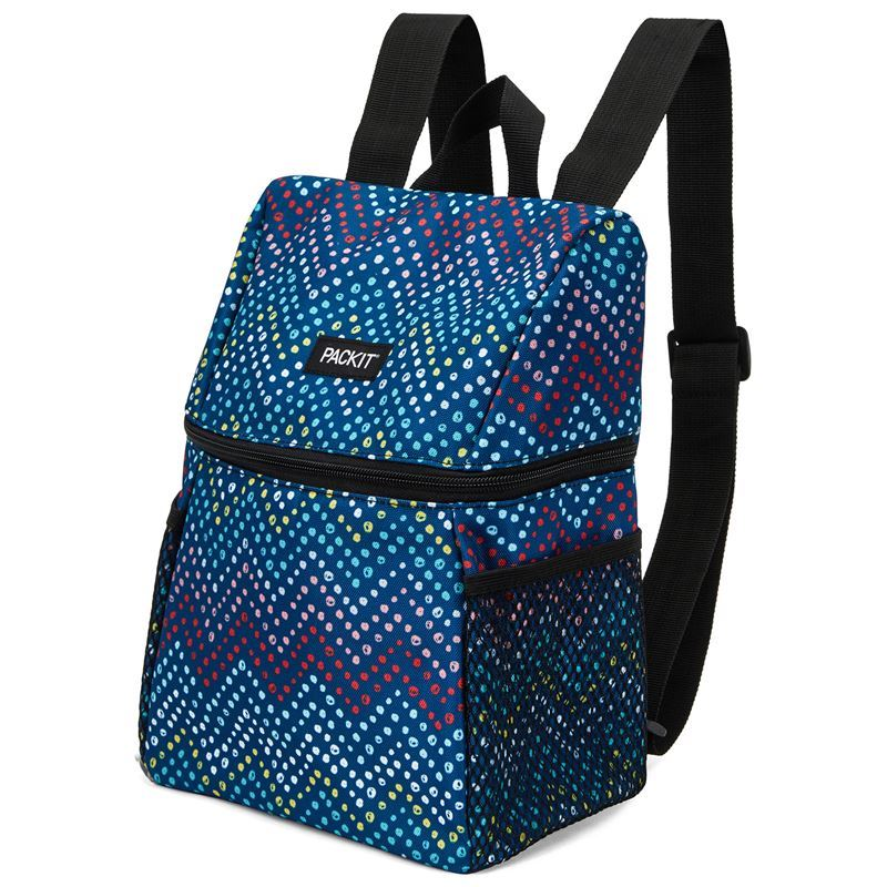 Packit – Freezable Lifestyle Backpack Dottie Chevron