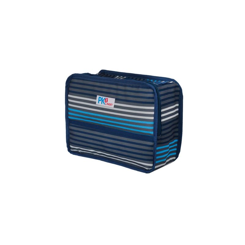 Packit – Freezable Lunch Box Blue/Grey