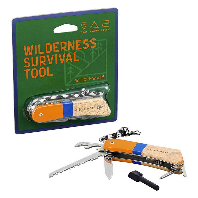 Wild + Wolf – Wilderness Tool