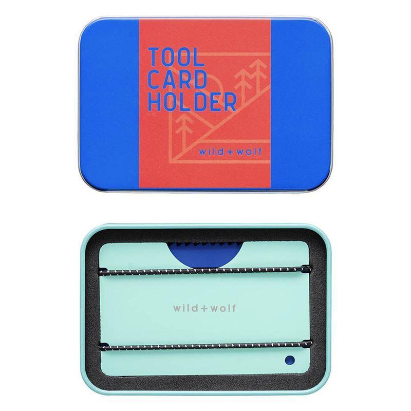 Wild + Wolf – Credit Card Holder Duo