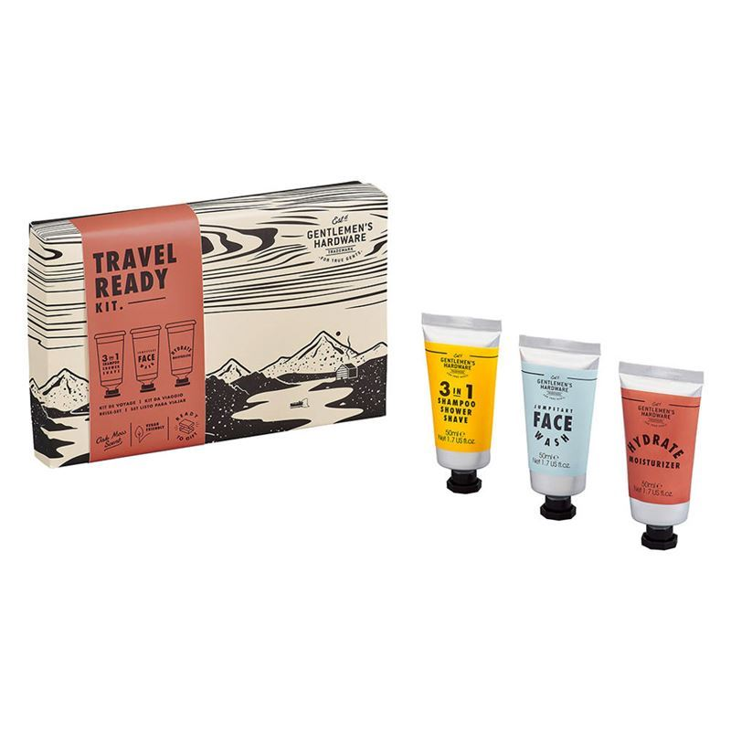Gentleman's Hardware – Travel Ready Kit