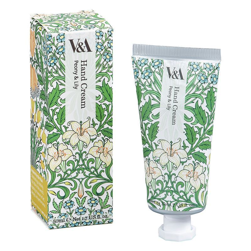 V & A – Hand Cream Peony & Lily