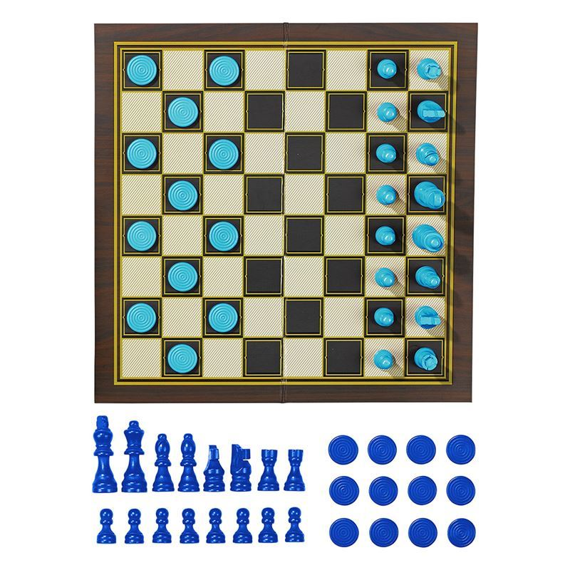 Ridley's Games – Chess & Checkers