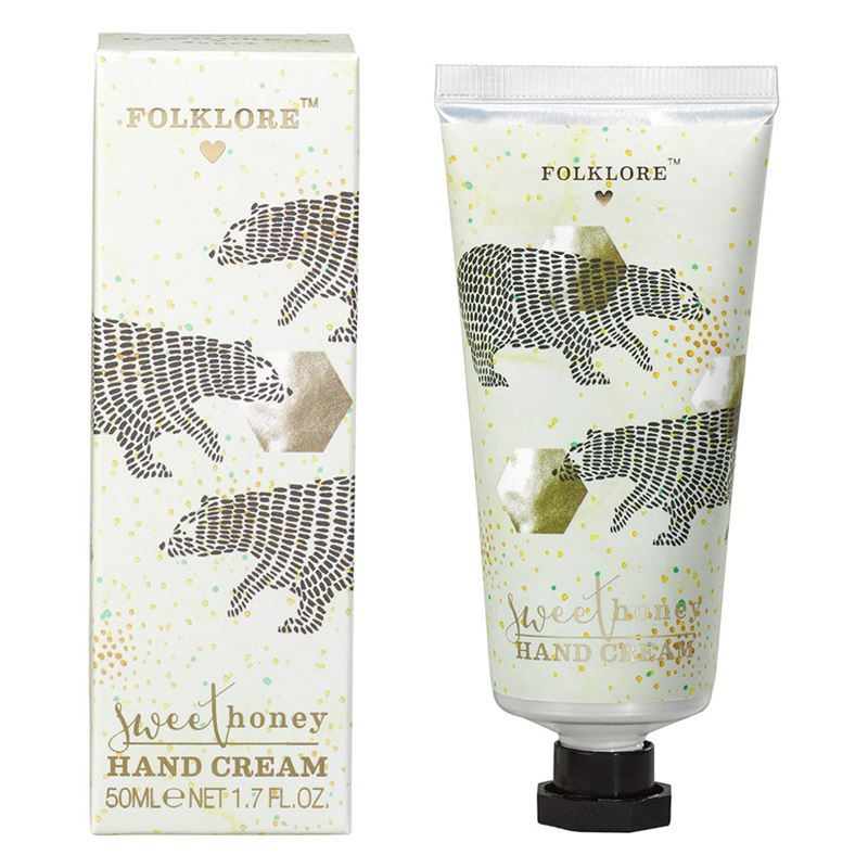 Folklore – Hand Cream Bear Sweet Honey
