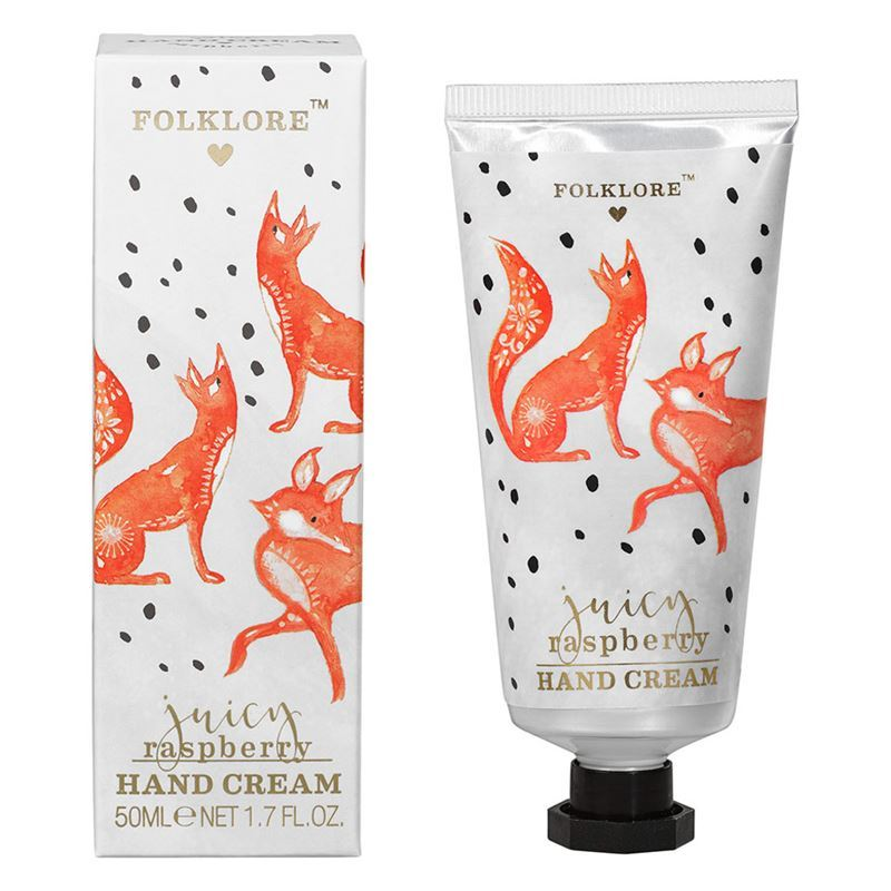 Folklore – Hand Cream Fox Juicy Raspberry