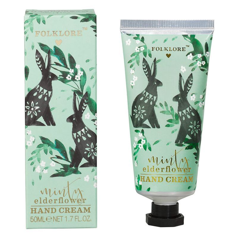Folklore – Hand Cream Rabbit Minty Elderflower