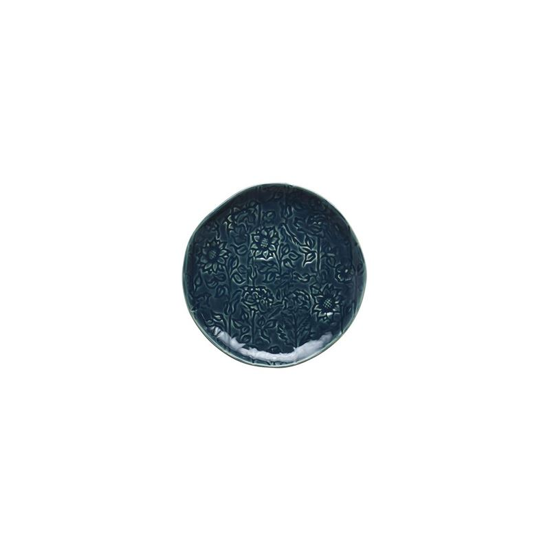 Tablekraft – Vilamoura Goa Blu Round Plate 21cm Coupe