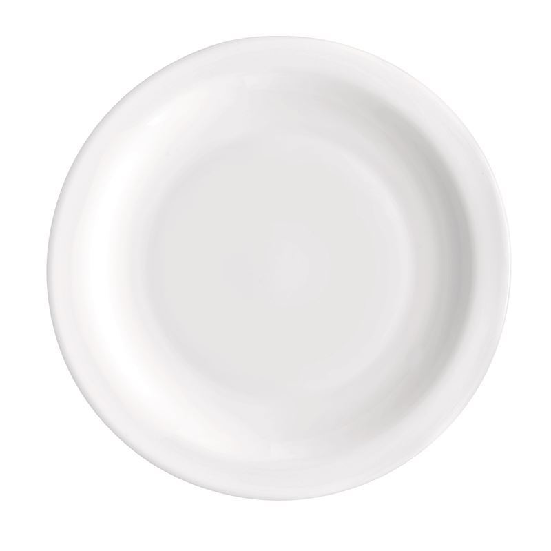 Bormioli Rocco – Performa Opal Toughened Glass Round Plate 15cm