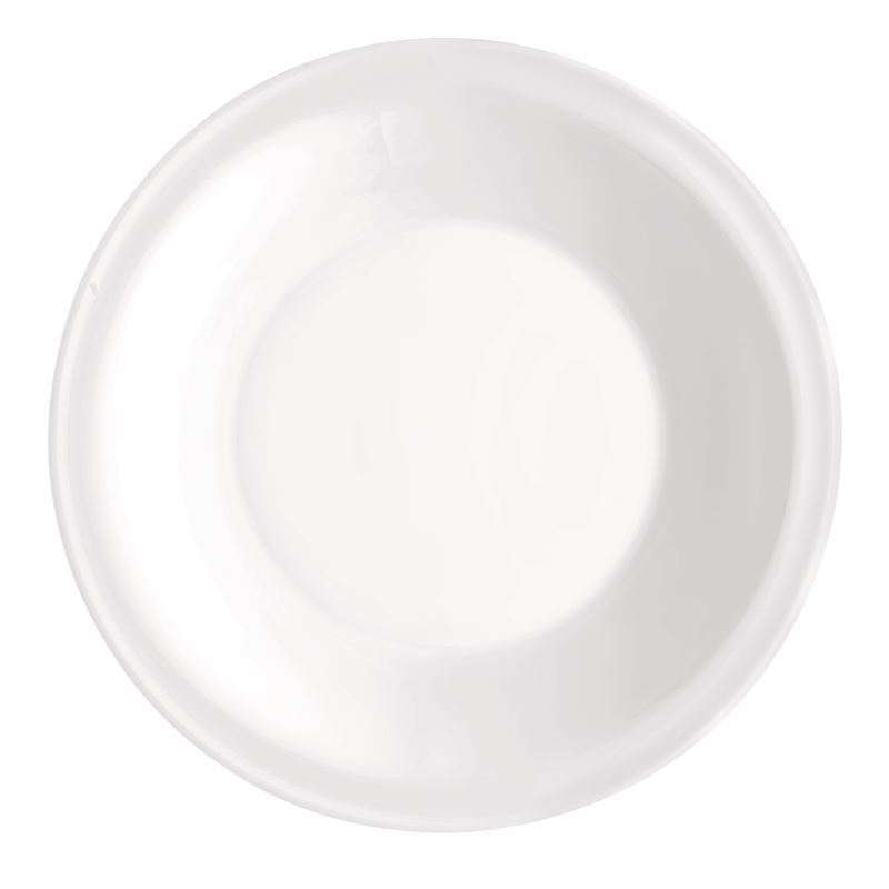 Bormioli Rocco – Performa Opal Toughened Glass Round Plate 19.5cm
