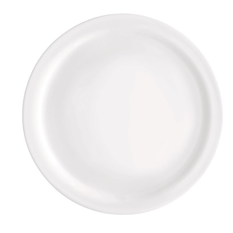 Bormioli Rocco – Performa Opal Toughened Glass Round Plate 23.5cm