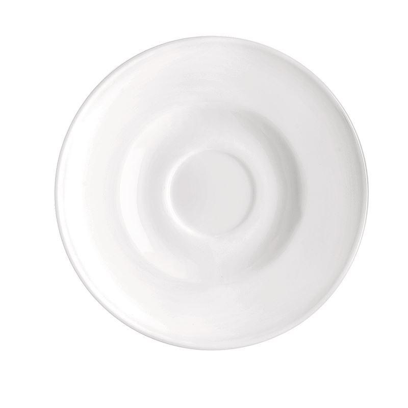 Bormioli Rocco – Performa Opal Toughened Glass Saucer 15cm