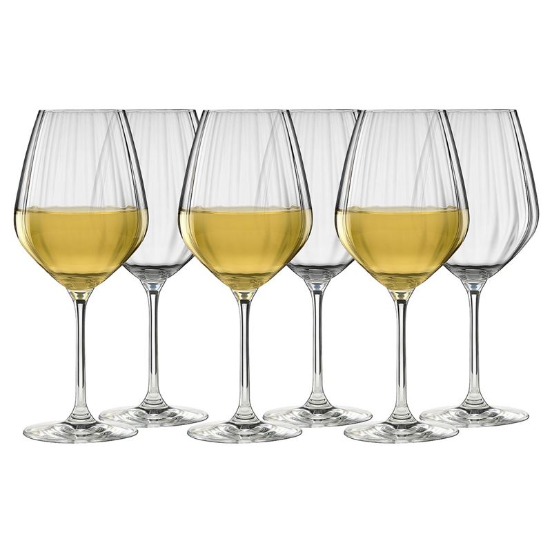 Ecology – Twill White Wine 430ml Set of 6 (Made in Europe)