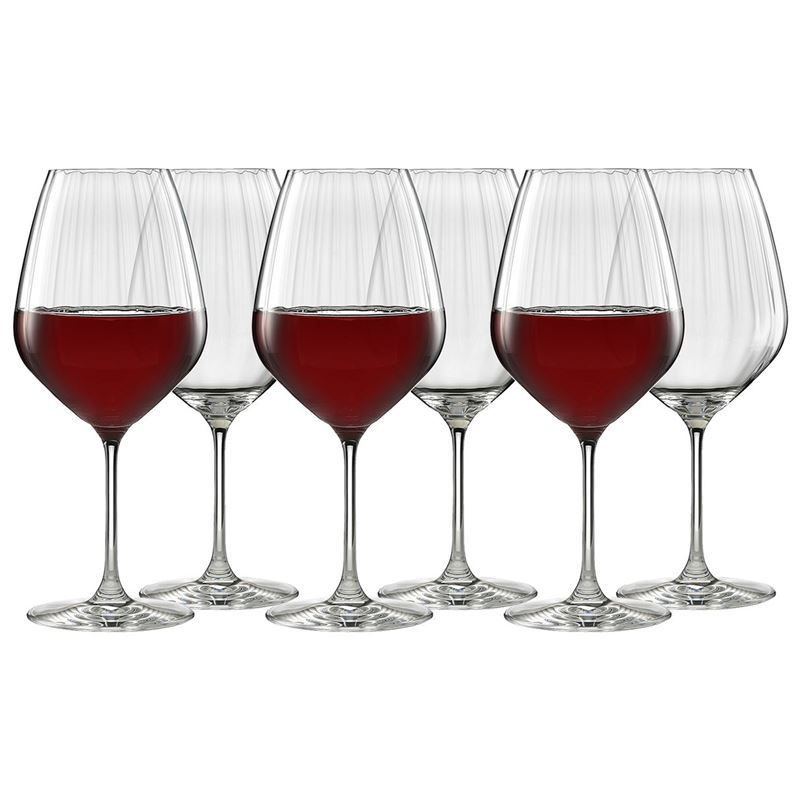 Ecology – Twill Red Wine 570ml Set of 6 (Made in Europe)